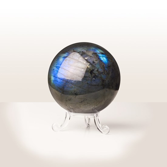 Picture of Labradorite Crystal Ball