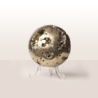 Picture of Pyrite Crystal