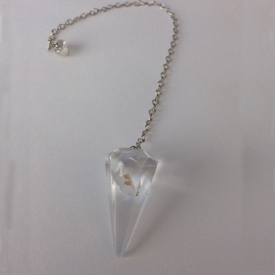 Picture of Clear Quartz Pendulum